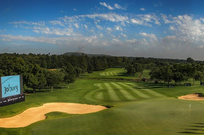 Joburg Open at Randpark Golf Club. (Photo supplied by Sunshine Tour)
