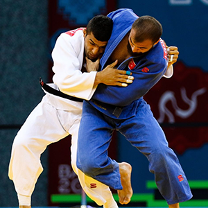 Sport24.co.za | Judo federation bans Iran over refusal to face Israelis