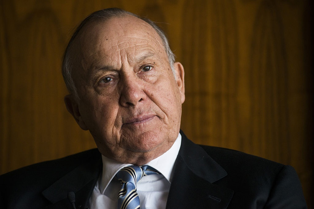 Christo Wiese, billionaire and chairman of Steinho