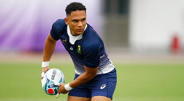 Jantjies 'healed up' ahead of dream quarter-final