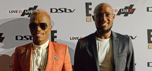 Somizi and Mohale.