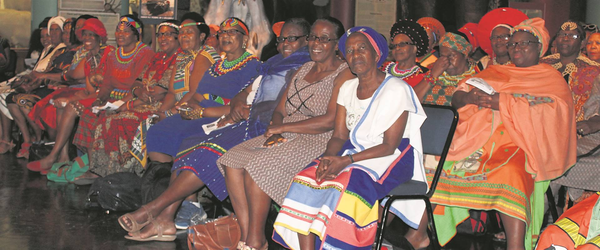 PHOTO: NTANDOYENKOSI DLAMINIPeople at the Heritage Day event at the KZN Museum.