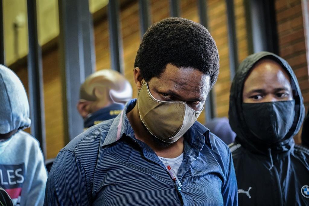 Senzo Meyiwa murder accused