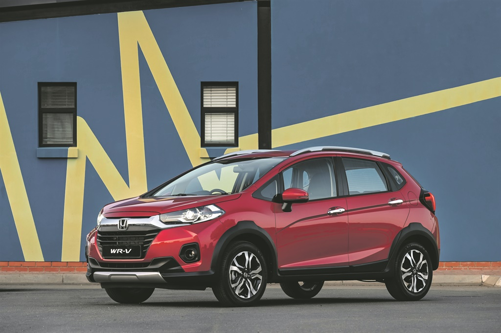 A newcomer to the compact SUV market, the Honda WR-V five-speed manual has great aesthetics, and is sure-footed and sprightly. Pictures: Supplied