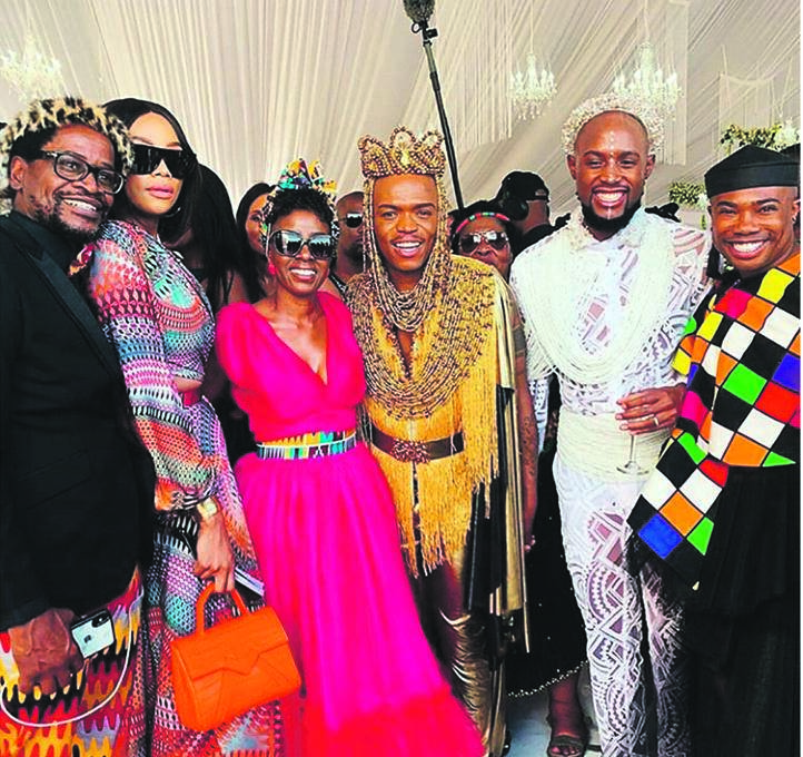 Pictures Somizi And Mohale S Traditional Wedding Citypress