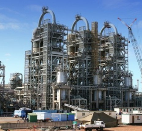 PetroSA's Mosselbay facility (supplied)