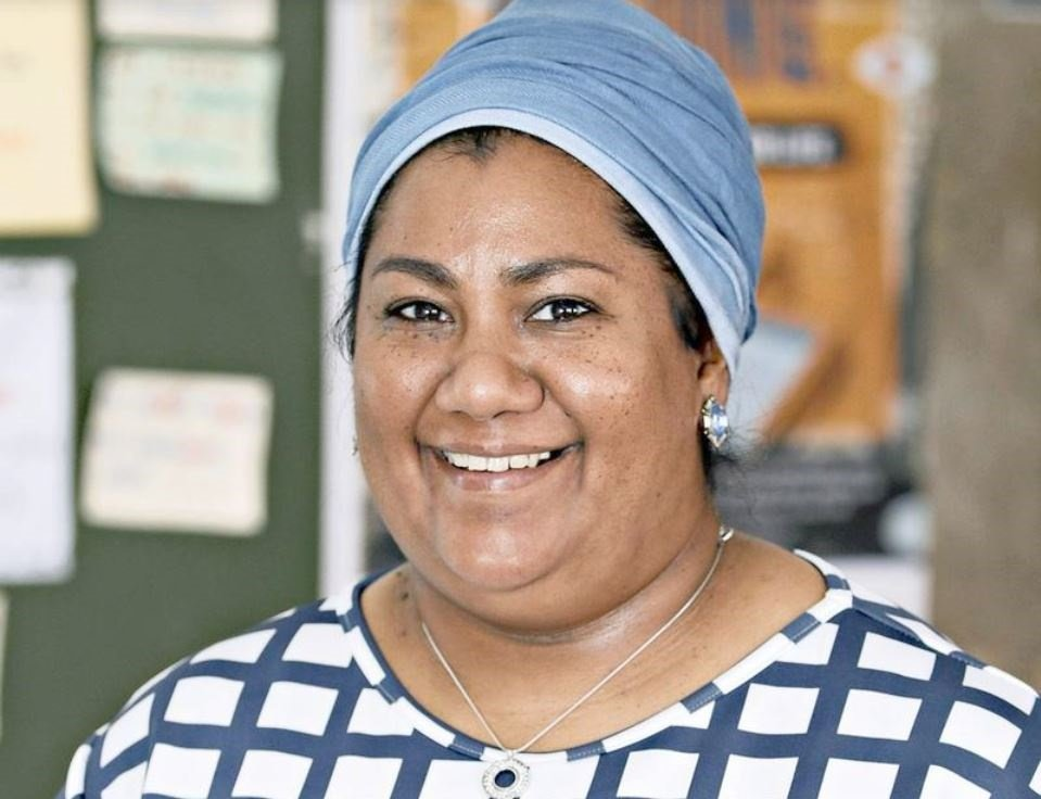 Riefqah Sasman, a teacher at Heideveld High School, Cape Town, created a website for the second term of the school year and engaged with learners on Google classroom. (Supplied)