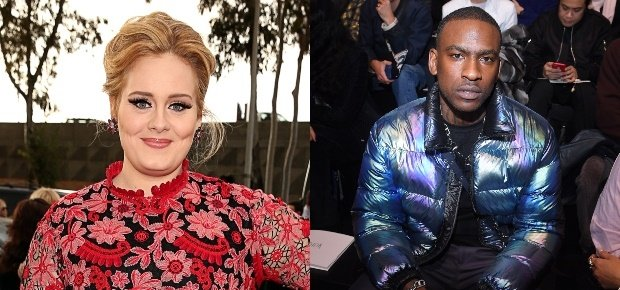 Adele and Skepta. (PHOTO: Getty/Gallo Images)