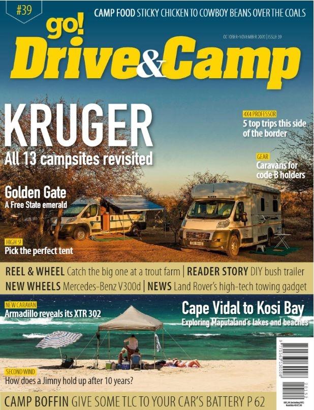 go! drive & camp magazine