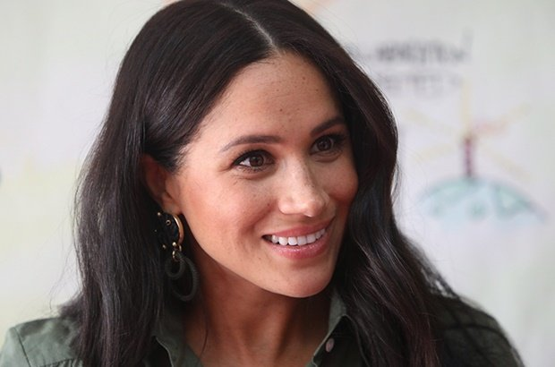 The Duchess of Sussex, Meghan Markle, visits Action Aid. (Photo: EWN/Kayleen Morgan)