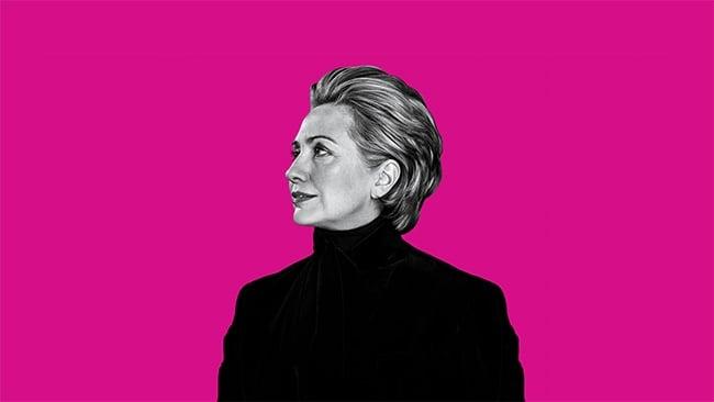 Hillary. (Photo: Showmax)