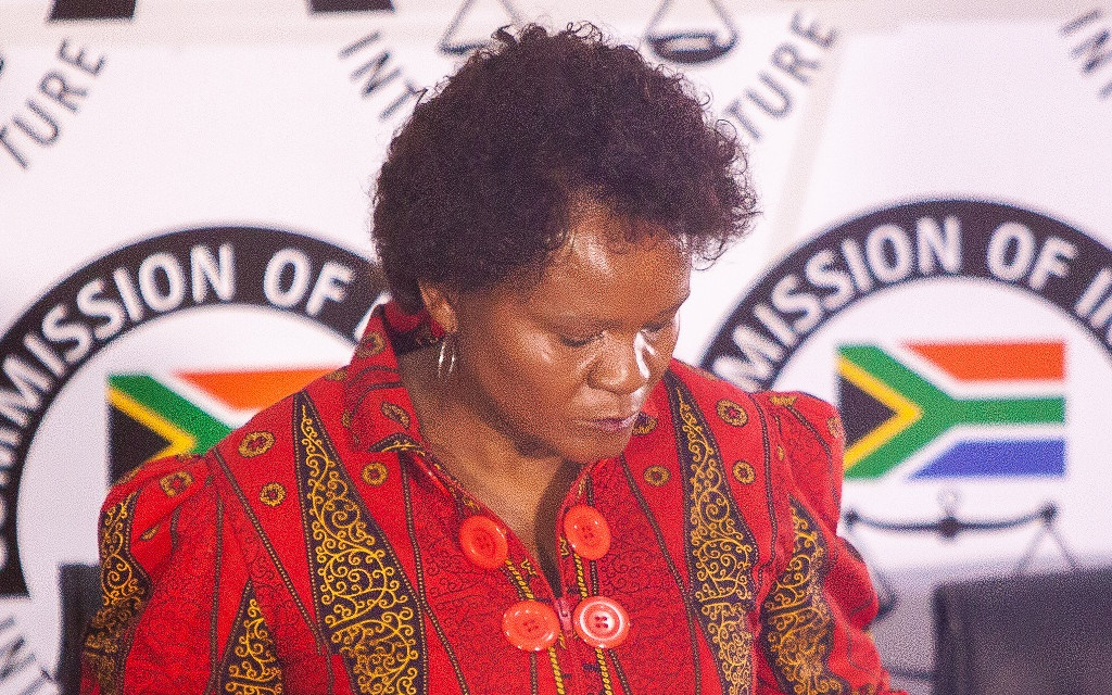 Former SAA board member Yakhe Kwinana says she would take money and invest it in property.