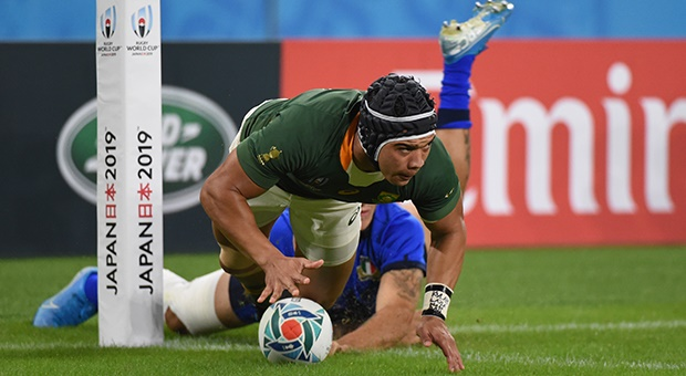 Cheslin Kolbe (Getty Images)