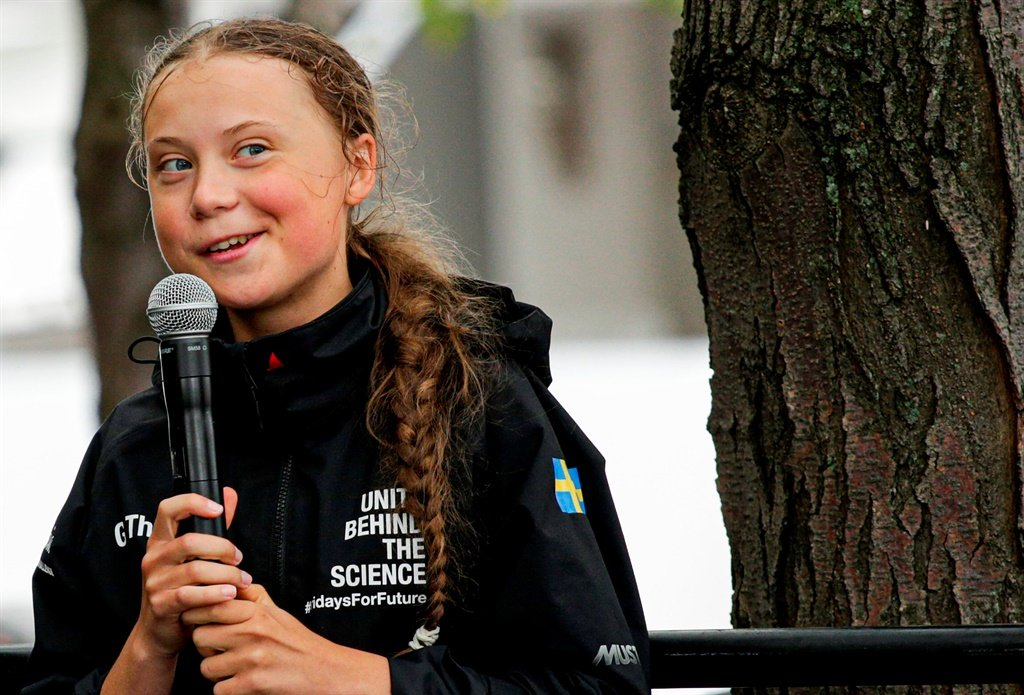 Greta Thunberg. Photo: Gallo Images/Getty Images