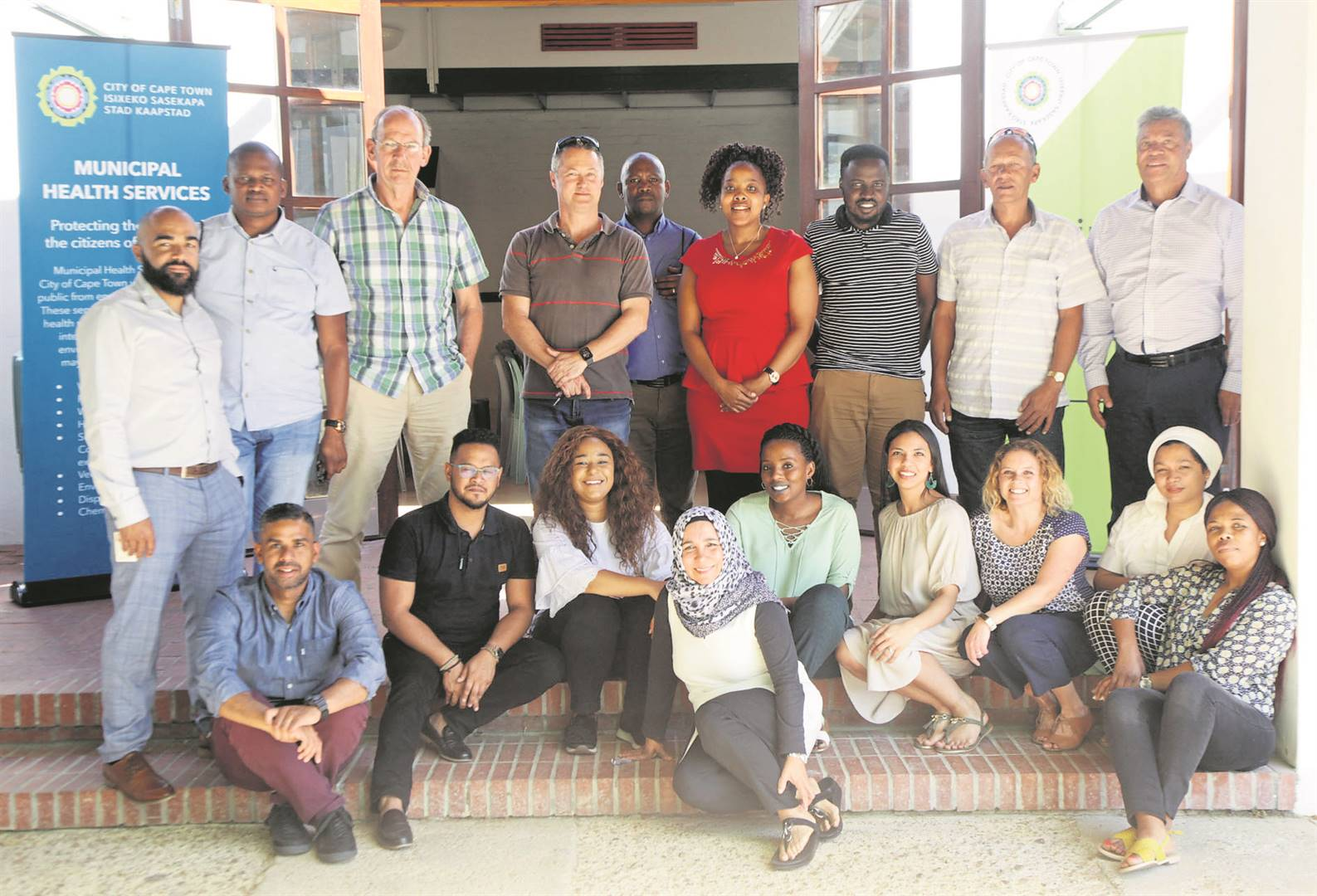 The City of Cape Town recognised its environmental health practitioners on World Environmental Health Day, Thursday 26 September.