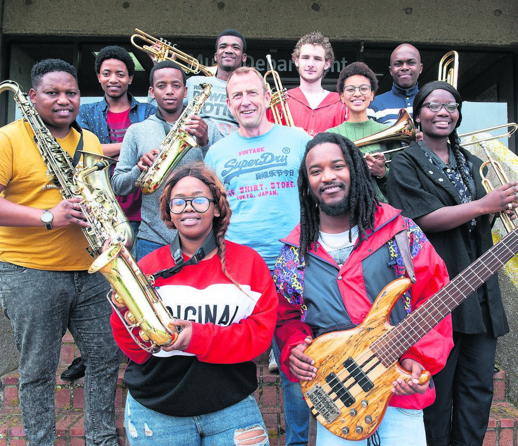 Nelson Mandela University jazz ensembles will be performing during a lunch hour concert next Wednesday.                                              Photo:SUPPLIED