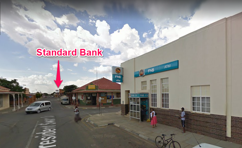 FNB is pumping money into branches – and some are just down the road from where Standard Bank recently closed down
