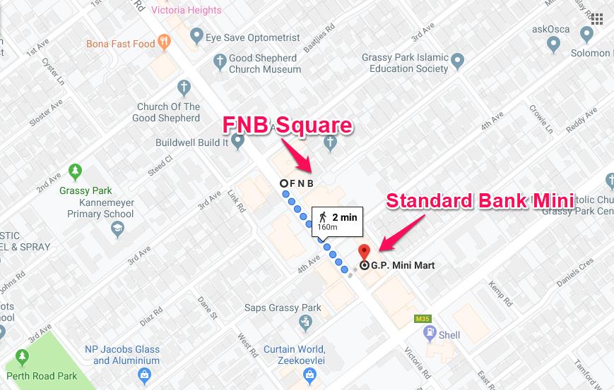 Standard Bank, FNB