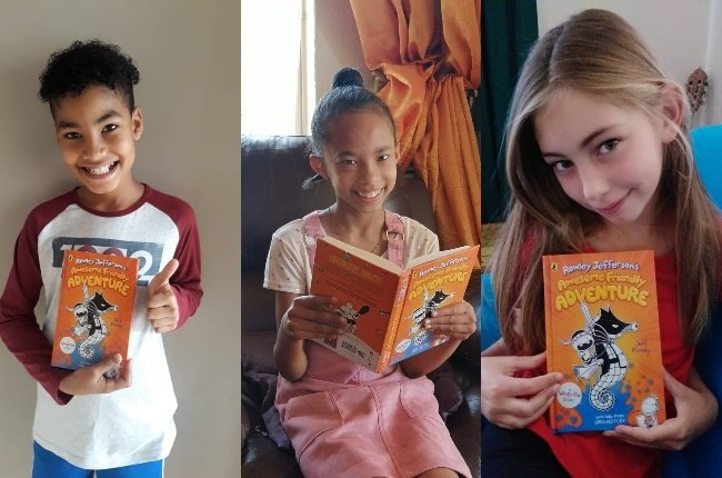 We asked six young YOU readers to read the book and tell us all about it. (Photo: Supplied)