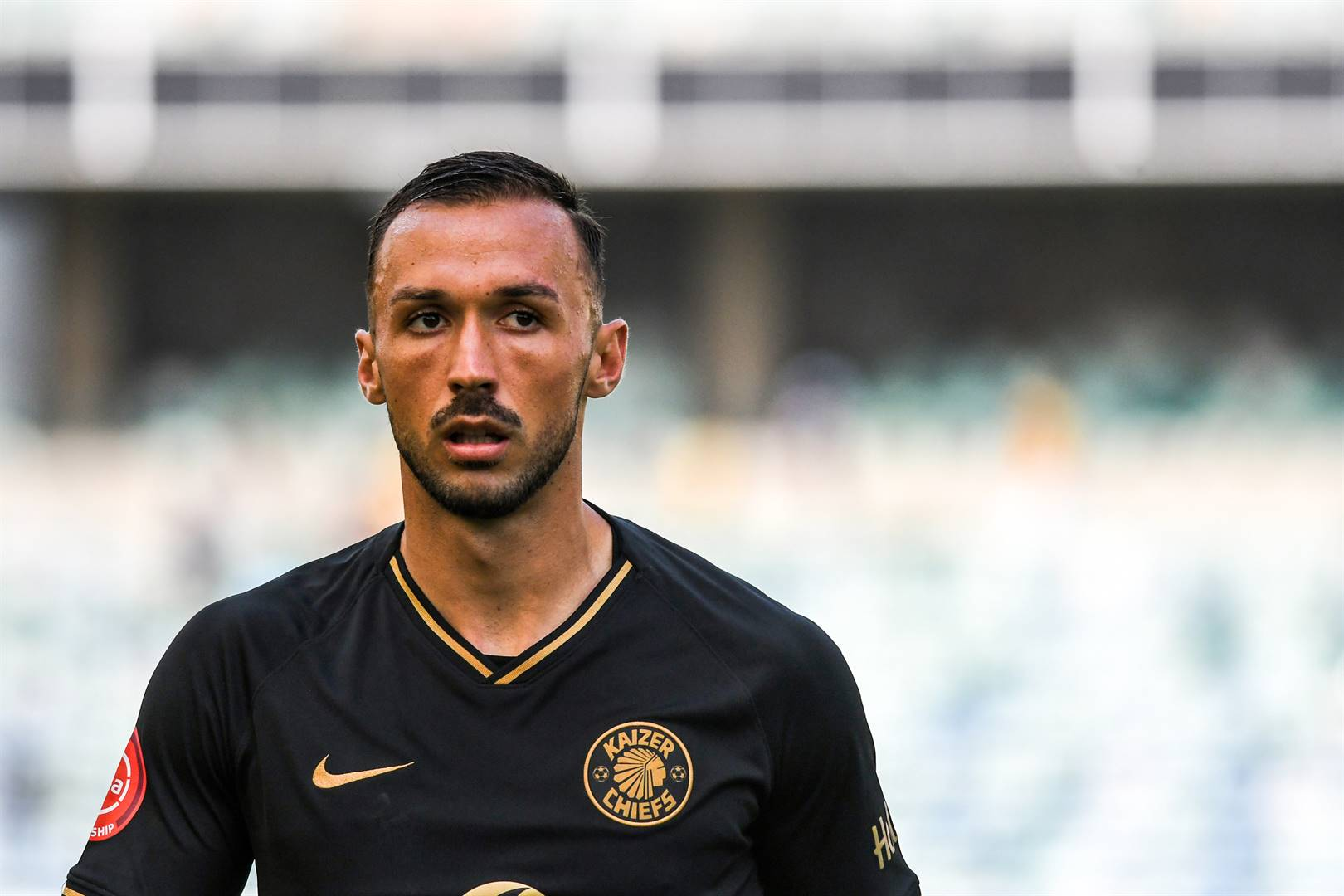 Kaizer Chiefs has missed the services of striker Samir Nurkovic in the new campaignPicture: Darren Stewart / Gallo Images