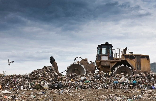 Landfills have an immense effect on the environment and that is very harmful to children.