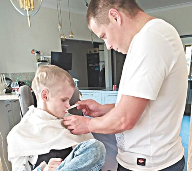 Nikita and his father
