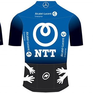 Sport24.co.za | New-look NTT Pro Cycling reveals roster