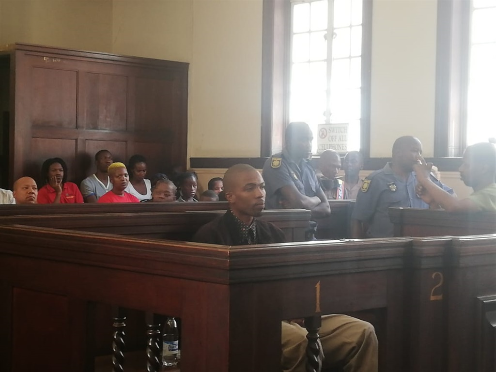 Kanya Cekeshe filed for leave to appeal his conviction in the Johannesburg Magistrate's Court.