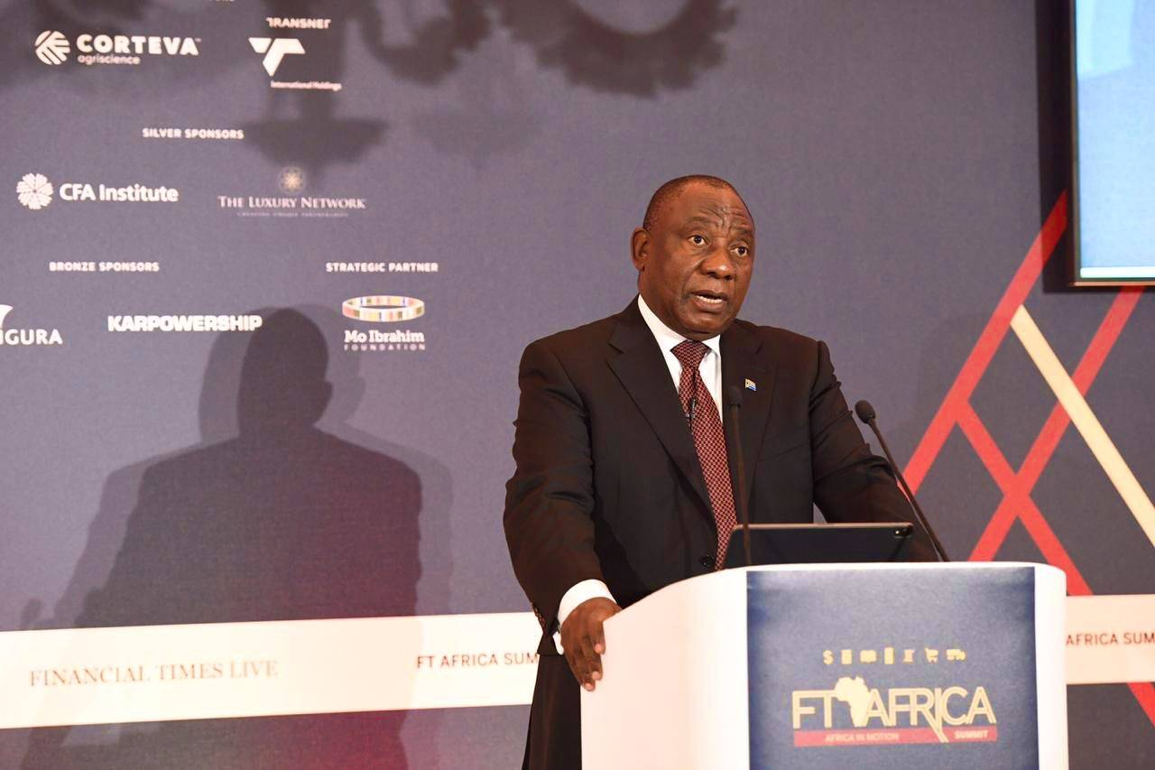ANALYSIS: In London, Ramaphosa doesn't seem to have convinced The Economist and FT