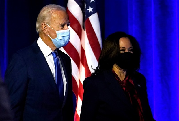 <p><strong>Women make up 52% of the Biden transition team</strong></p><p>President-elect Joe Biden's transition team is primarily made up of women and people of colour, CNN reported.&nbsp;</p><p>About half, or 46% of his transition staff, are people of colour, according to CNN, which reviewed diversity data from Biden's transition team. Women make up about 52% of his transition team.&nbsp;</p>