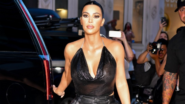 Kim K unveils new body tape