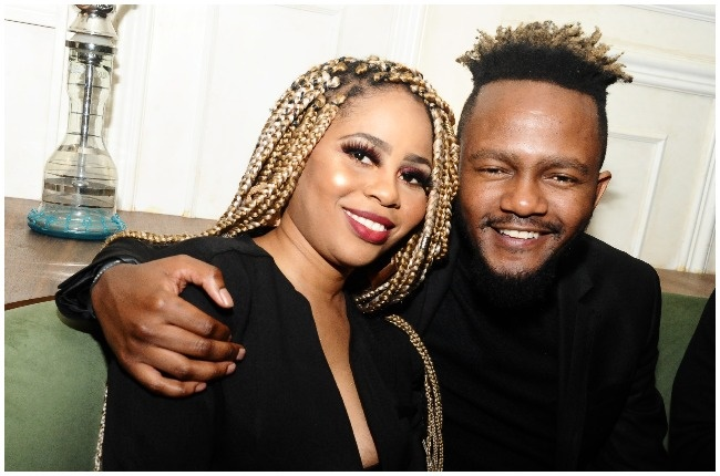 Local rapper, Kwesta and his wife Yolanda have welcomed their second daughter and Yolanda has slammed the fake accounts already created under her daughter's name.