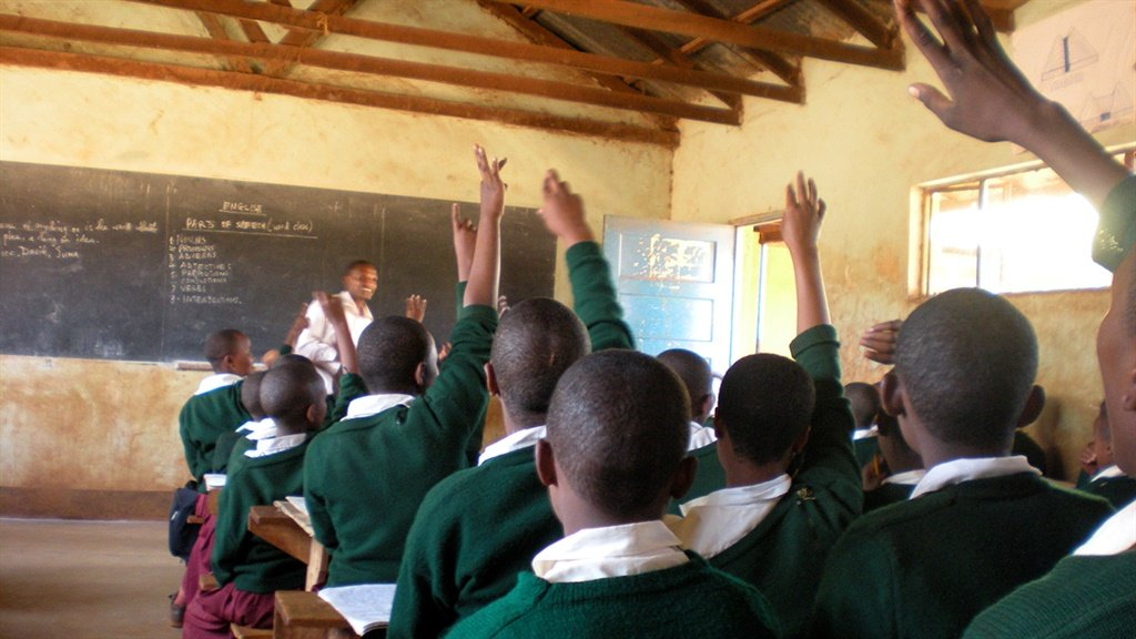 Covid-19 has exposed the digital divide in South Africa's education system