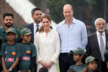 Prince William, Duke of Cambridge and Catherine, D