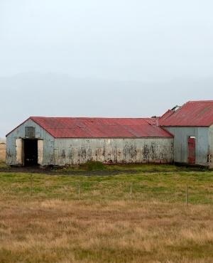 Farmhouse. (PHOTO; Getty/Gallo Images)