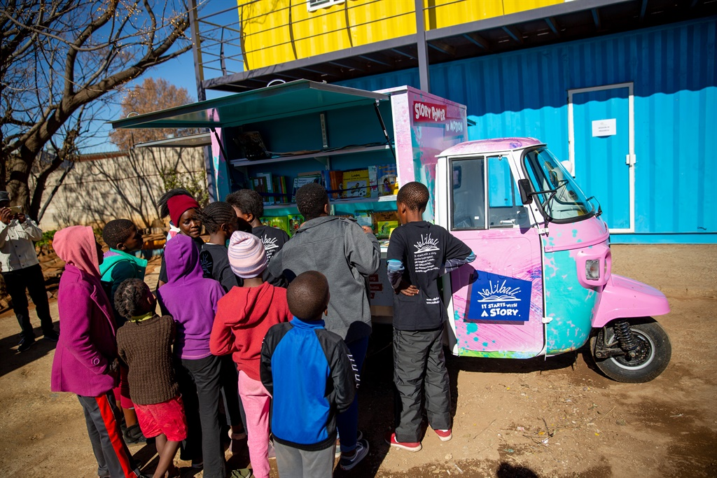 Soweto, South Africa - July 2, 2019: Nalâ??ibali â