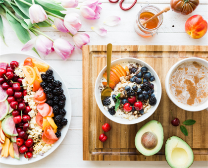 What should you eat on the morning of your wedding