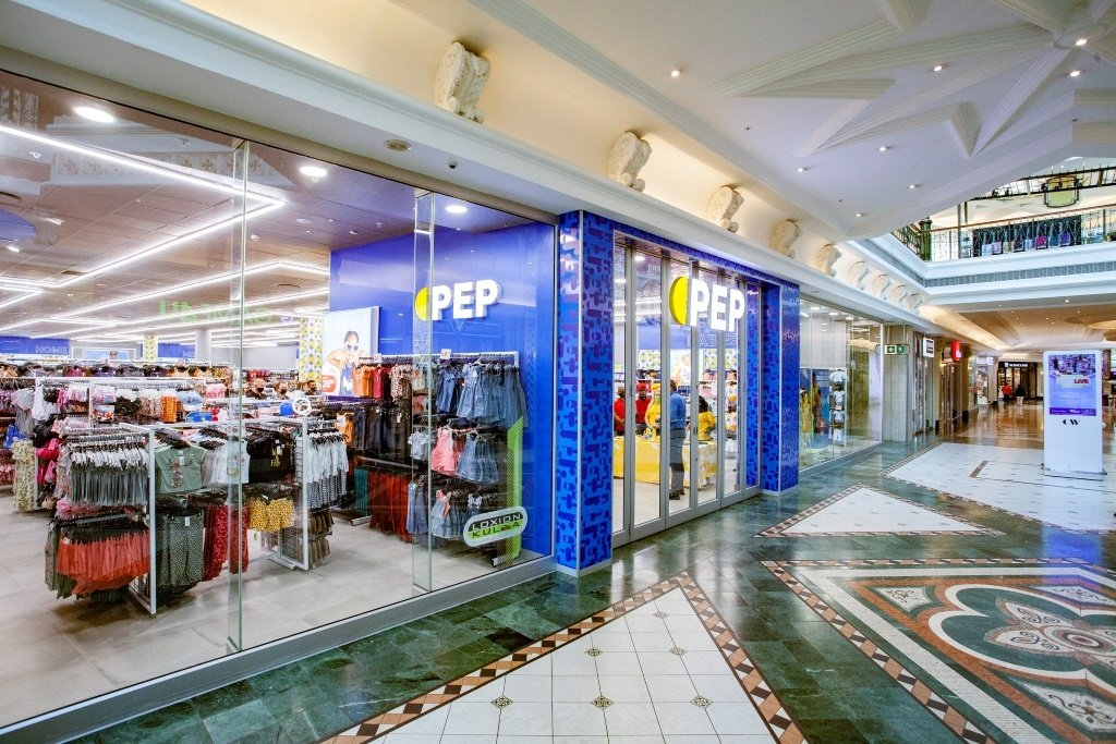 PEP recently opened its flagship store in Canal Walk.