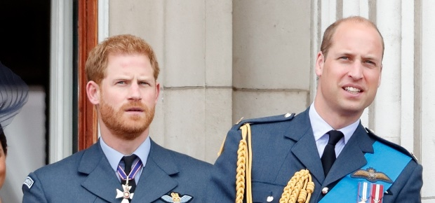 Princes Harry and William. (PHOTO: Getty/Gallo Images)