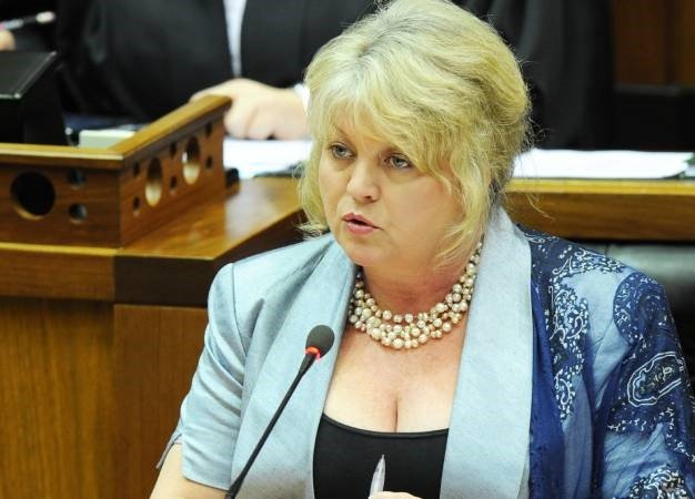 News24.com | Equality Court clears DA MP Dianne Kohler Barnard in discrimination case
