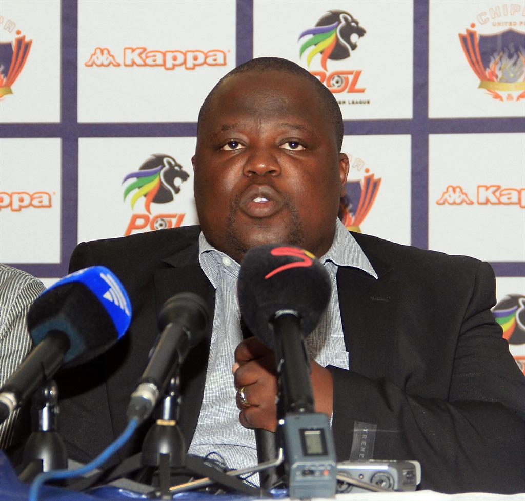 Siviwe Mpengesi Chippa United chairman