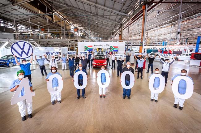 Volkswagen's Uitenhage plant (MotorPress)