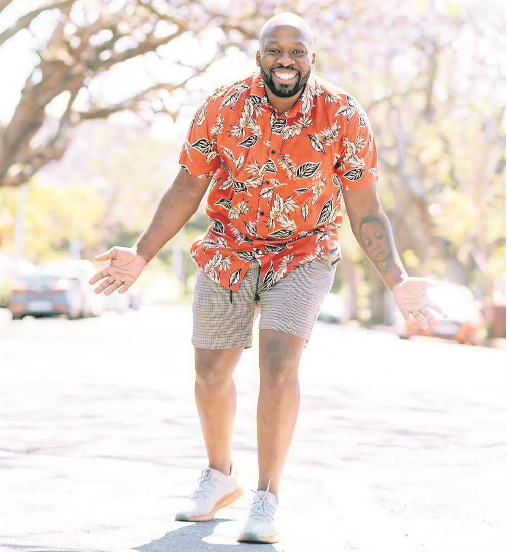 Radio presenter Bongani Mtolo speaks to ECHO about the Bongani Mtolo Experience. Read more on page 5.PHOTO: supplied