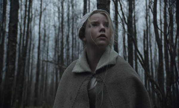 Actress Anya Taylor-Joy plays Thomasin in 'The Wit