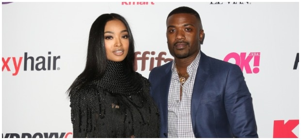 Princess Love and Ray J. (Photo: Getty Images/Gall