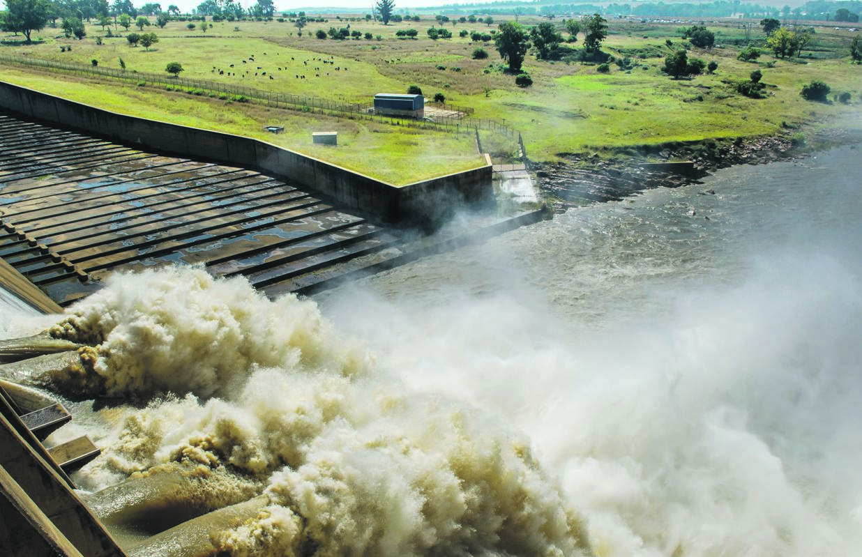 The Vaal Dam is expected to drop below 30% of its capacity this week.