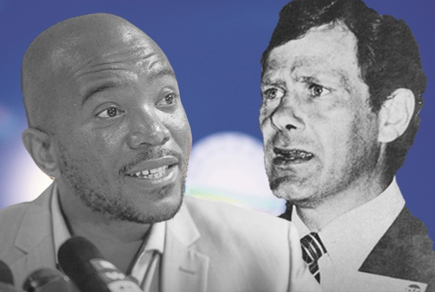 News24.com | Frederik Van Zyl Slabbert, Mmusi Maimane and the crisis of liberalism