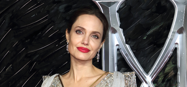 Channel24.co.za | Angelina Jolie once messed up an audition because her PVC pants 'fused together'