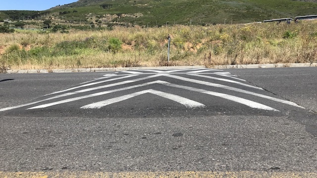 A speed hump costs at least R20,000 to construct – and there is very little governing how ferocious they're allowed to be