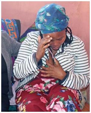 Phatheka Gani. (Photo: Nomhle Mgabisa)